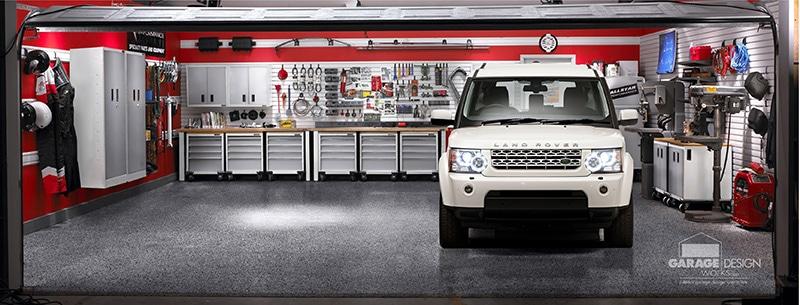 Garage Design Works Orlando Fl