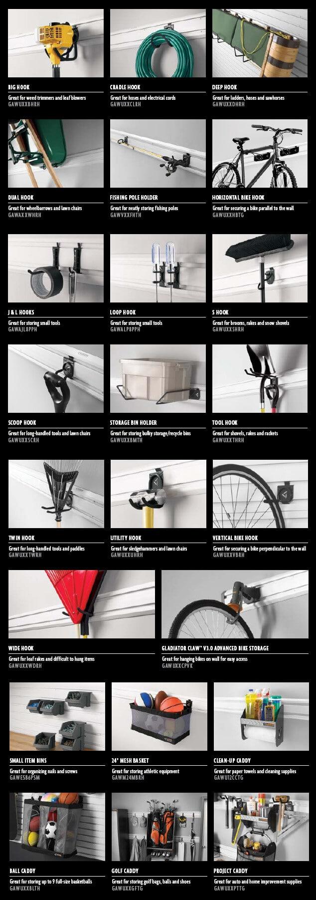 garage wall organization systems orlando orlando garage organization hooks wall accessories