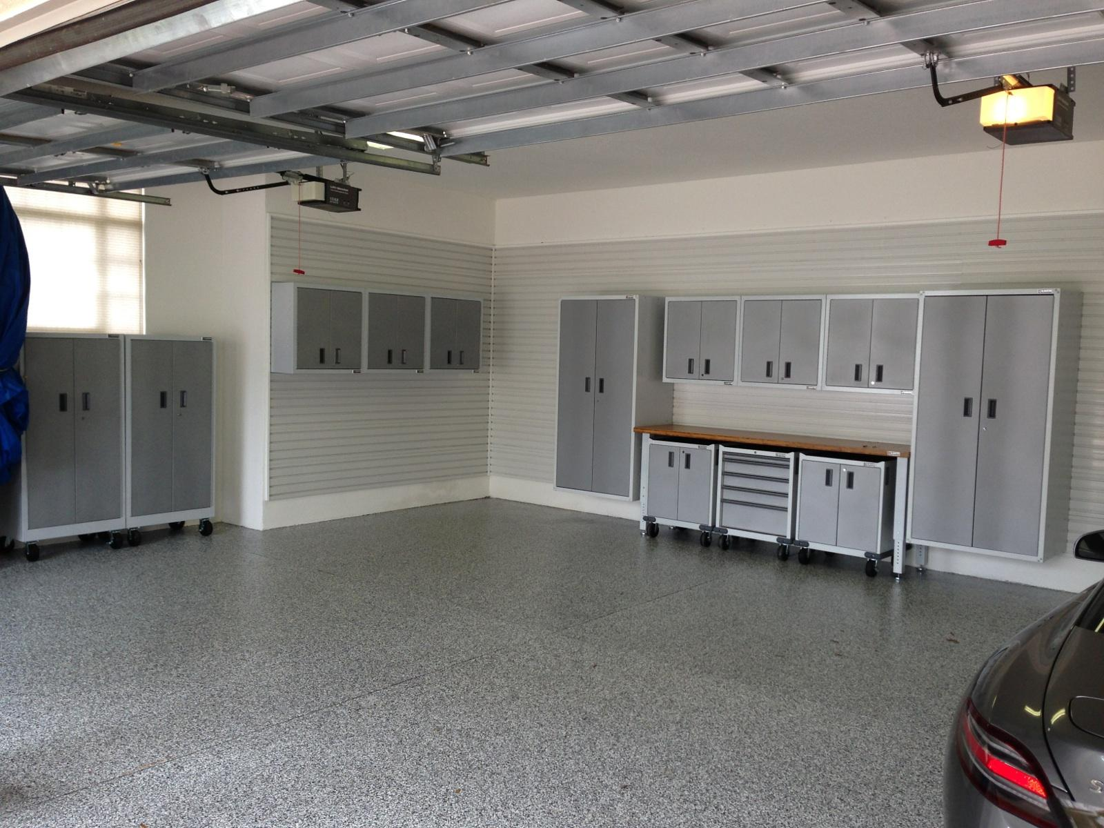 Orlando garage floors 5 people who love our garage floors for Garage a persan