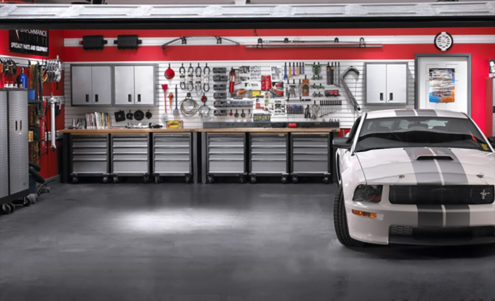 Orlando garage floors 8 ideas for dads garage for fathers day 1 solutioingenieria Choice Image
